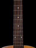 Gitarrenhals Stockfoto