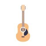 Gitarrenillustration Lizenzfreie Stockbilder