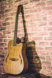 Gitarrenklassiker 2 Lizenzfreies Stockfoto