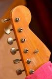 Gitarrenspindelkasten Lizenzfreies Stockbild