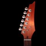 Gitarrenspindelkasten Lizenzfreie Stockfotos