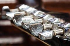 Gitarrentuner Lizenzfreies Stockbild