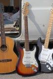 gitarrer Arkivfoton