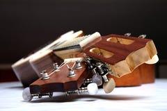 Gitarrer Fotografering för Bildbyråer