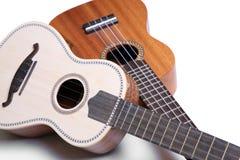 Gitarrer royaltyfria bilder