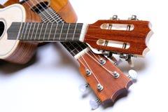Gitarrer royaltyfri fotografi