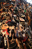 gitarrer Arkivbild