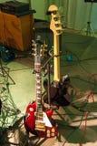 gitarrer två Royaltyfri Foto