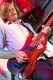 Gitarrist Stockbilder