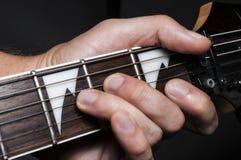 Gitarrist Lizenzfreie Stockfotografie