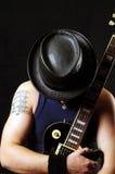 gitarrist Arkivfoto