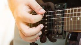 gitarrist royaltyfri fotografi