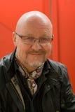 Gitarrist Andy Powell fotografering för bildbyråer