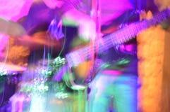 Gitarrist I Royaltyfri Foto