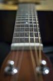 Gitarrrad Arkivfoto