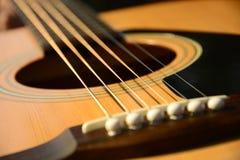 Gitarrrader Arkivbilder