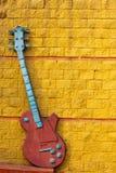 gitarrstenwell Royaltyfri Foto
