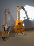 gitary zdjęcia stock