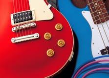 gitary Fotografia Royalty Free