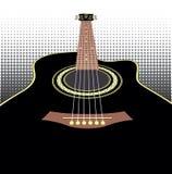 Gitary akustyczne Obrazy Stock