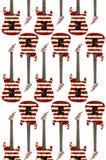 gitary elektryczne Zdjęcie Royalty Free