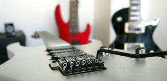 gitary elektryczne Zdjęcie Stock