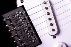 gitary elektryczne Zdjęcia Stock