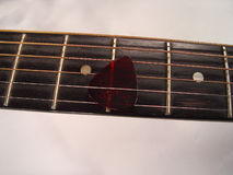 gitary frett wybór Obrazy Stock