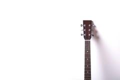 Gitary headstock Obrazy Stock