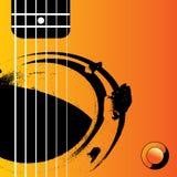 gitary tła muzyki ilustracja wektor
