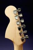 gitary tylny headstock Zdjęcia Royalty Free