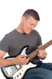 Gitarzysta Zdjęcia Royalty Free