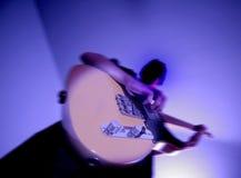 gitarzysta zdjęcie royalty free