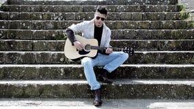 gitarzysta zbiory wideo