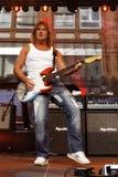 gitarzysty mcconnell Mick Obrazy Royalty Free