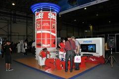 GITEX 2009 - Pavillon de revue de substance Photo libre de droits