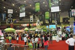Free GITEX Dubai - Rush In Central Hall Royalty Free Stock Photo - 11462705