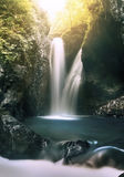 GitGit Waterfall in Bali Royalty Free Stock Photo