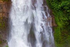 Gitgit Waterfall - Bali island Indonesia Stock Images