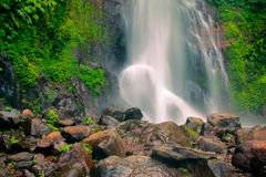 Gitgit Waterfall Royalty Free Stock Photos