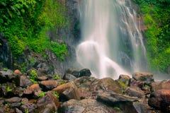Gitgit Waterfall Royalty Free Stock Photos