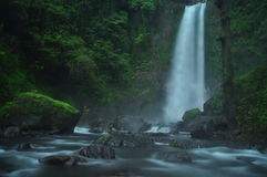 Gitgit Waterfall Stock Image