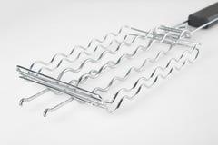Gitter für Grill Lizenzfreies Stockbild