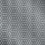 Gittermetallhintergrund lizenzfreie abbildung