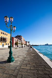 Giudecca Canal in Venice Royalty Free Stock Photos