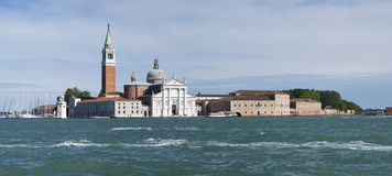 Giudecca island in the Venetian Lagoon Royalty Free Stock Image