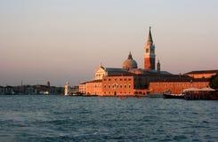 giudecca la威尼斯 库存图片