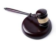 Giudice Hammer Immagini Stock Libere da Diritti