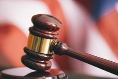 Giudizio di U.S.A. Fotografie Stock