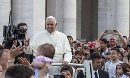 14 giugno 2015 Congresso di Ecclesial della diocesi di Roma Immagini Stock Libere da Diritti